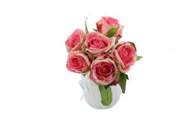 Bouquet de rose dark pink