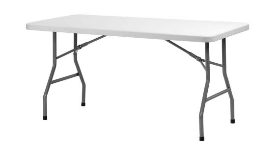 Table Rectangle Pliante 183 cm