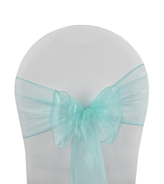 Noeud de Chaise Organza Tiffany