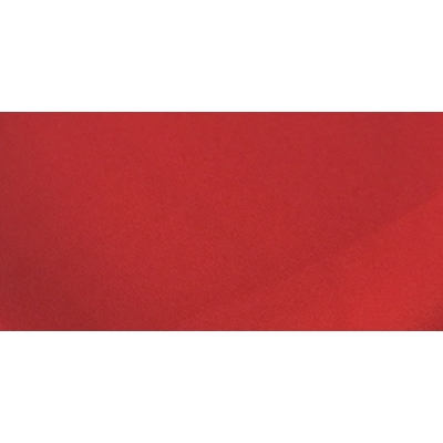 Nappe rectangle rouge