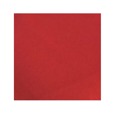 nappe carree rouge